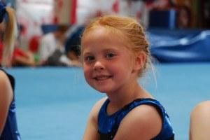 Audrey 2012 - gymnastics 1