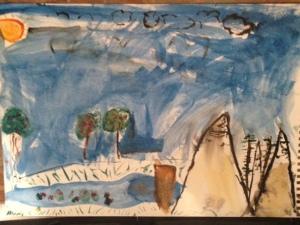 Gracie's Mountains 10-13